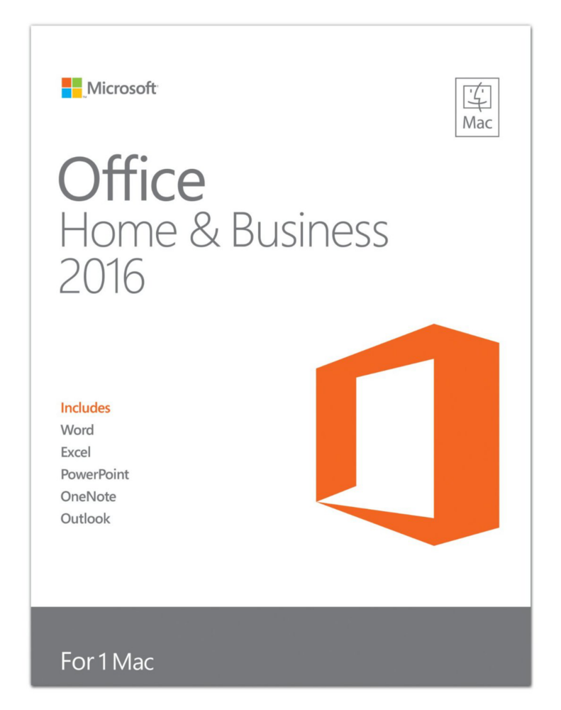 Microsoft Office 2016 for Mac Home & Business