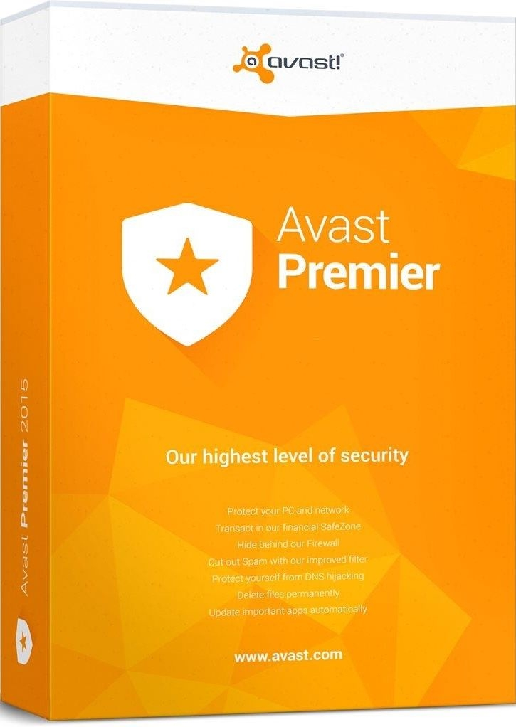Avast Premier (1-PC 1 year)
