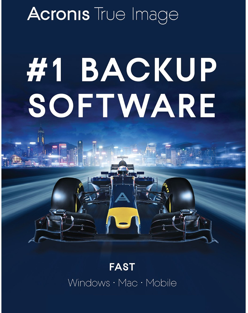 Acronis True Image 2018 (3 devices)