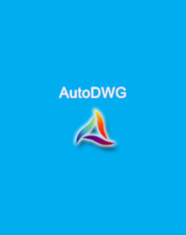 AutoDWG DWG to PDF Control Component