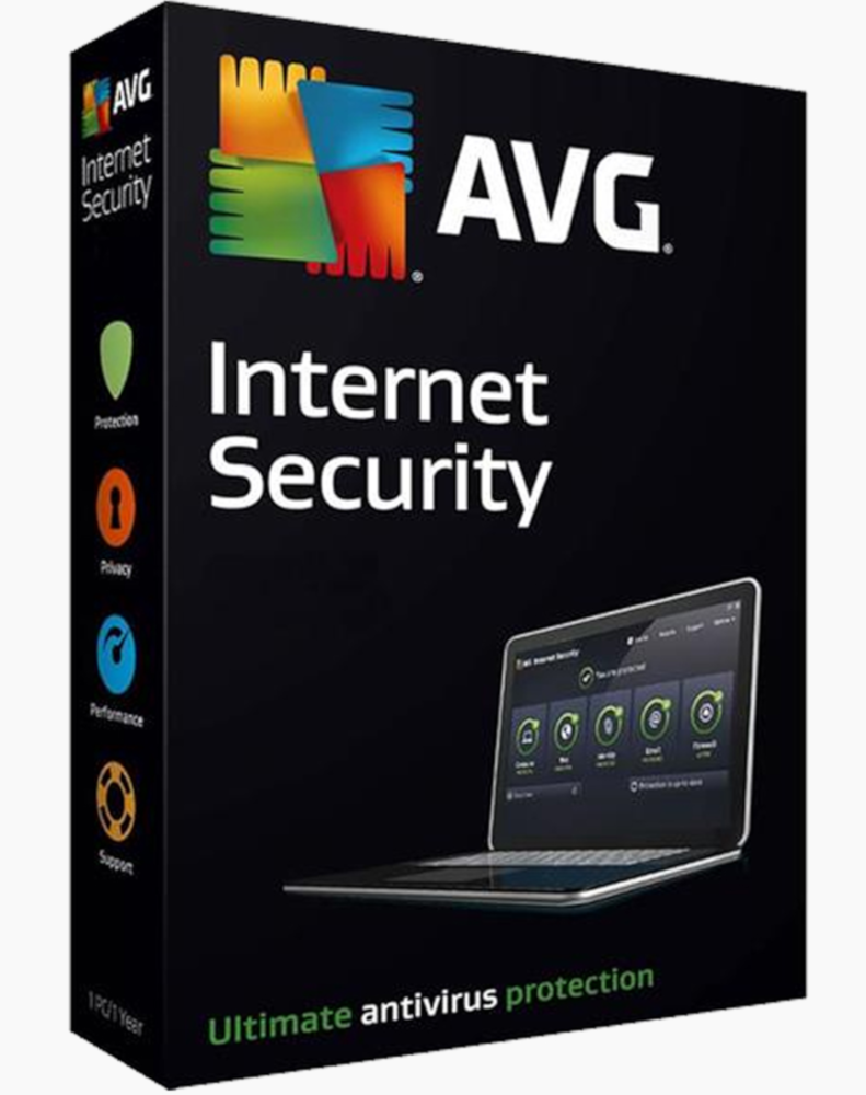 AVG Internet Security (2-PC 1 year)