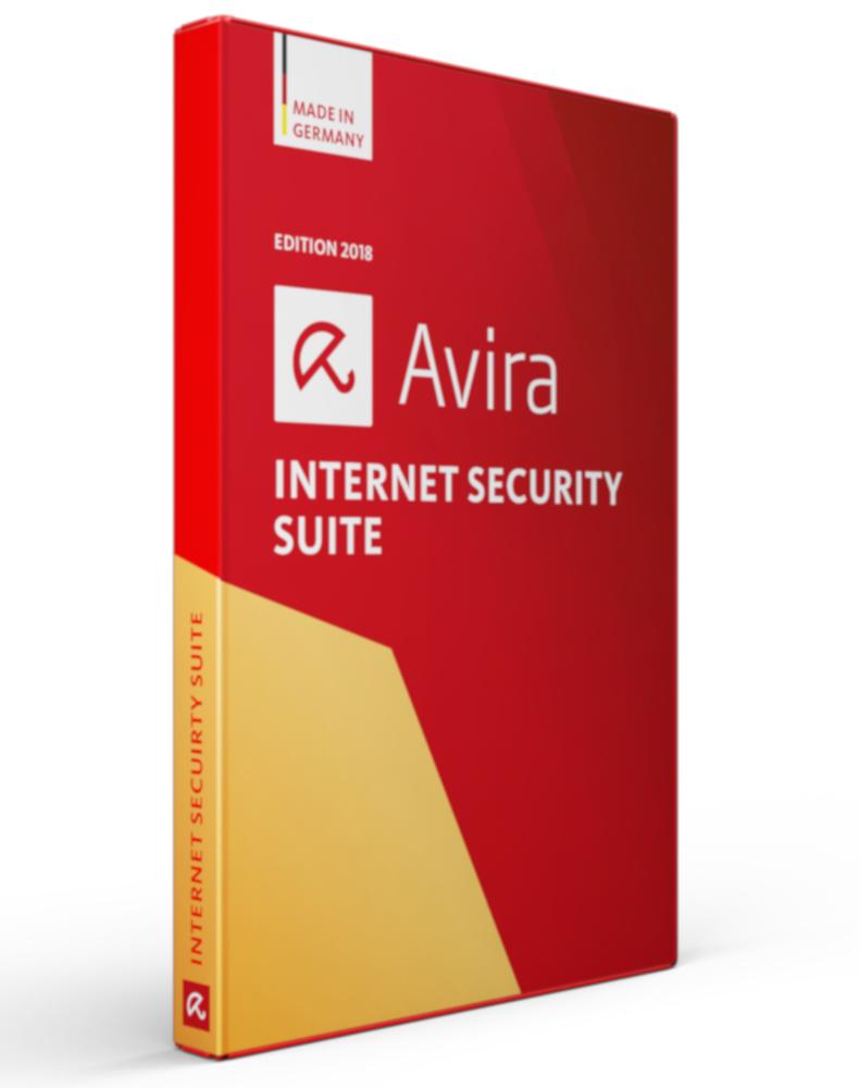 Avira Internet Security Suite (1-PC 1 year)