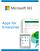 Microsoft 365‑apps for Enterprise