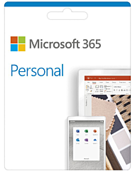 Microsoft 365 Personal - 1 year subscription