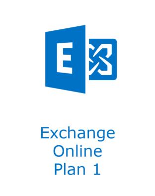 Microsoft Exchange Online Plan 1