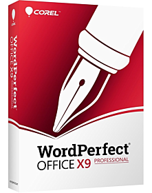 WordPerfect Office X9 – Professional Edition