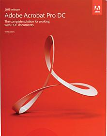 Adobe Acrobat Pro 2017 English