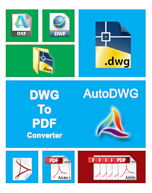 AutoDWG PDF to DWG Converter 2019 License (stand-alone)