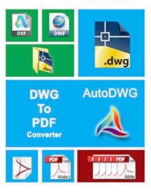 AutoDWG PDFin AutoCAD Plug-in
