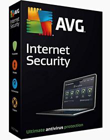 AVG Internet Security (10-PC 1 year)