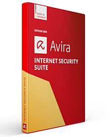 Avira Internet Security Suite (1-PC 2 years)