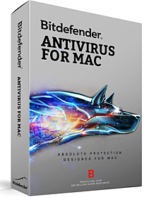 Bitdefender Antivirus for Mac (3-Mac 1 year)