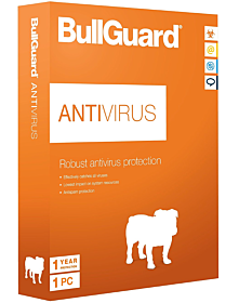 Bullguard AntiVirus (1 device - 1 year)