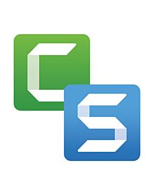 TechSmith Snagit 2020 + Camtasia 2020 bundle
