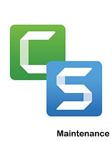 TechSmith Snagit 2020 + Camtasia 2020 3-years Maintenance