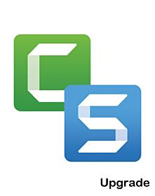 TechSmith Snagit 2020 + Camtasia 2020 bundle Upgrade
