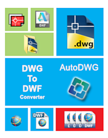 AutoDWG DWG to DWF Converter 2019