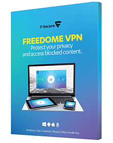 F-Secure Freedome VPN (1-Device 1 year)