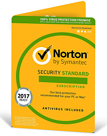 Norton Security Standard (1 device - 1 year)
