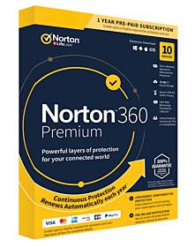 Norton 360 Premium (10-devices 1-year)