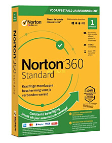 Norton 360 Standard (1 device - 1 year)