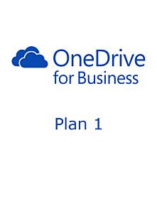 Microsoft OneDrive Plan 1