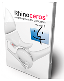 Rhinoceros Rhino 3D 5.0 for Mac