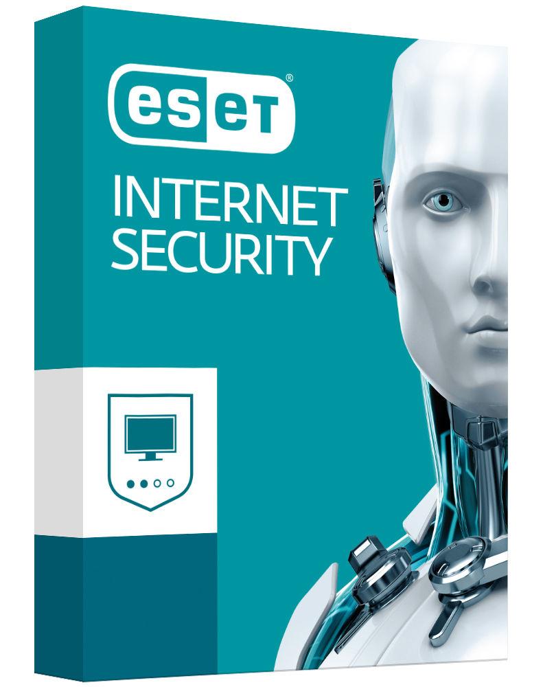 ESET Internet Security 1 year