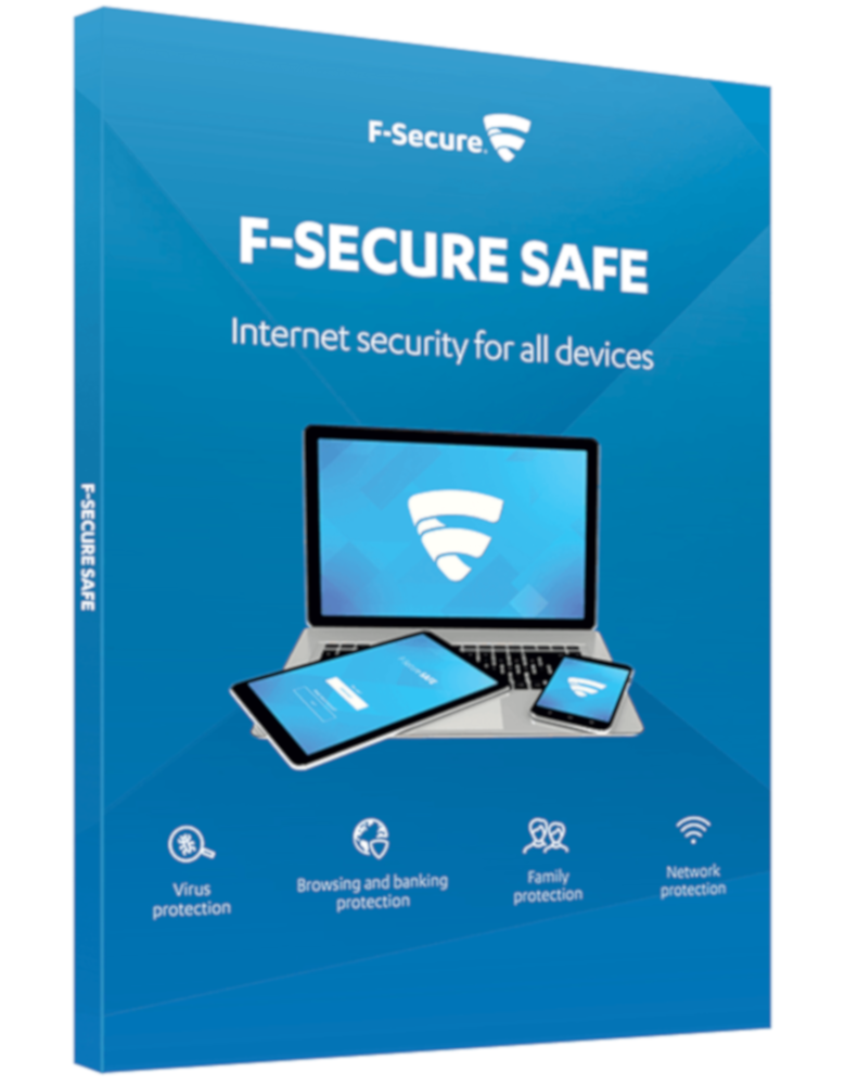 F-Secure Safe (5-Devices 2 years)