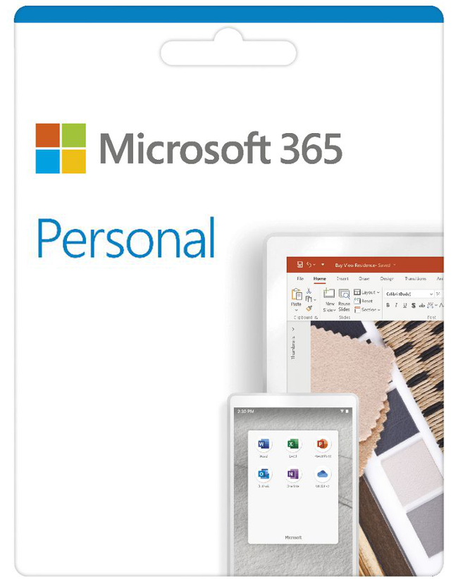 Microsoft 365 Personal (old name: Office 365 Personal)