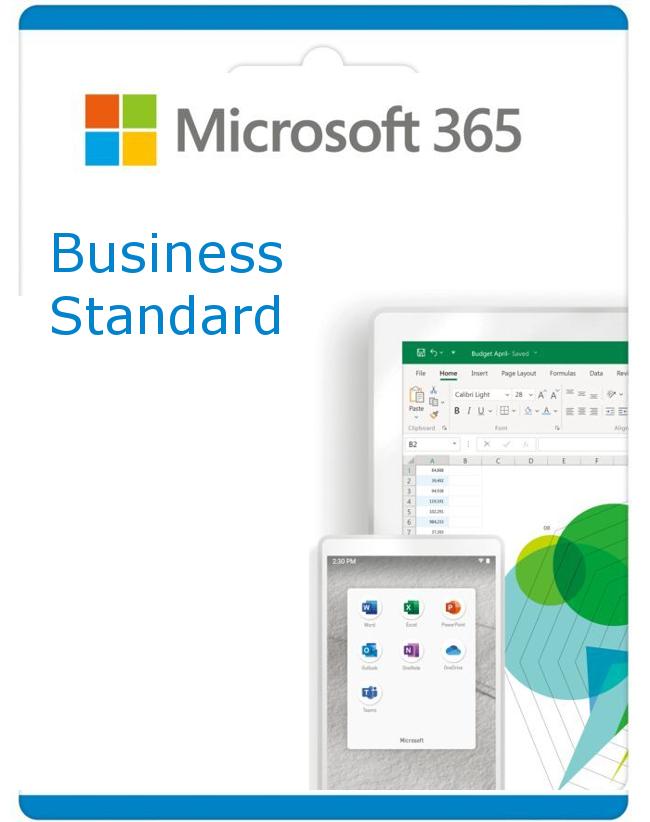 Microsoft 365 Business Standard (Formerly: Microsoft Office 365 Business Premium)