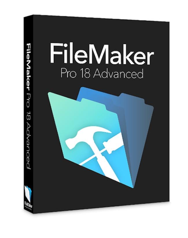 FileMaker Pro 18 Advanced (Academic / Non-Profit license*)
