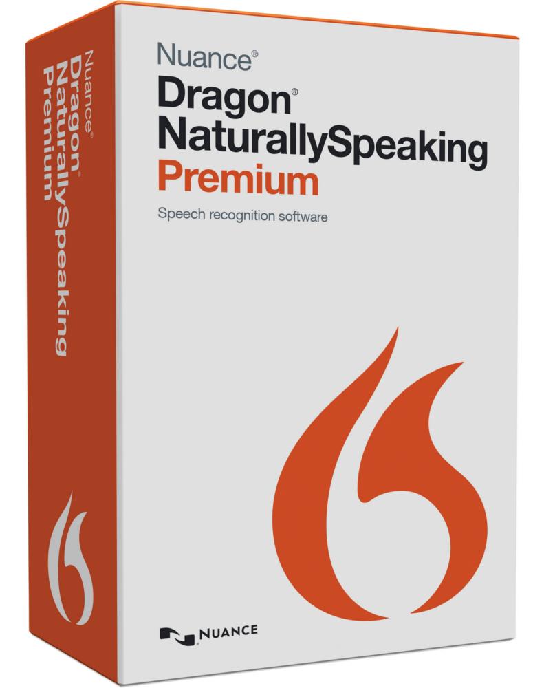 Nuance Dragon NaturallySpeaking 13 Premium
