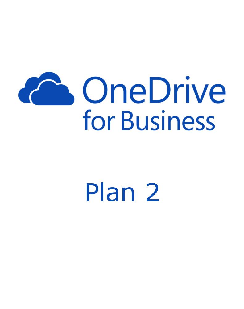 Microsoft OneDrive Plan 2