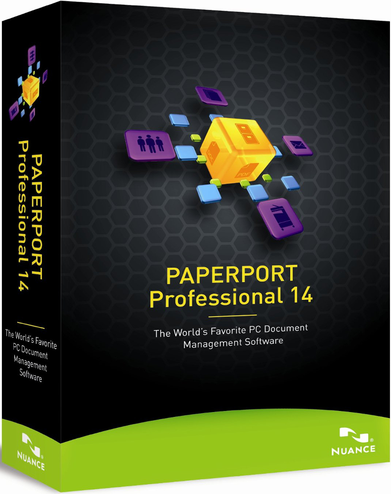 Nuance PaperPort Professional 14