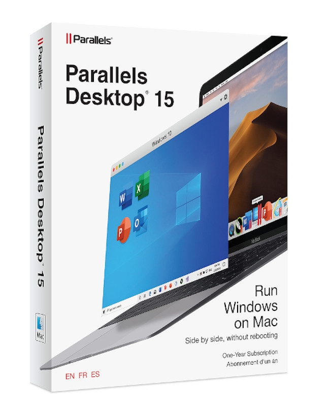 Parallels Desktop 15 for Mac (1-Time Purchase)