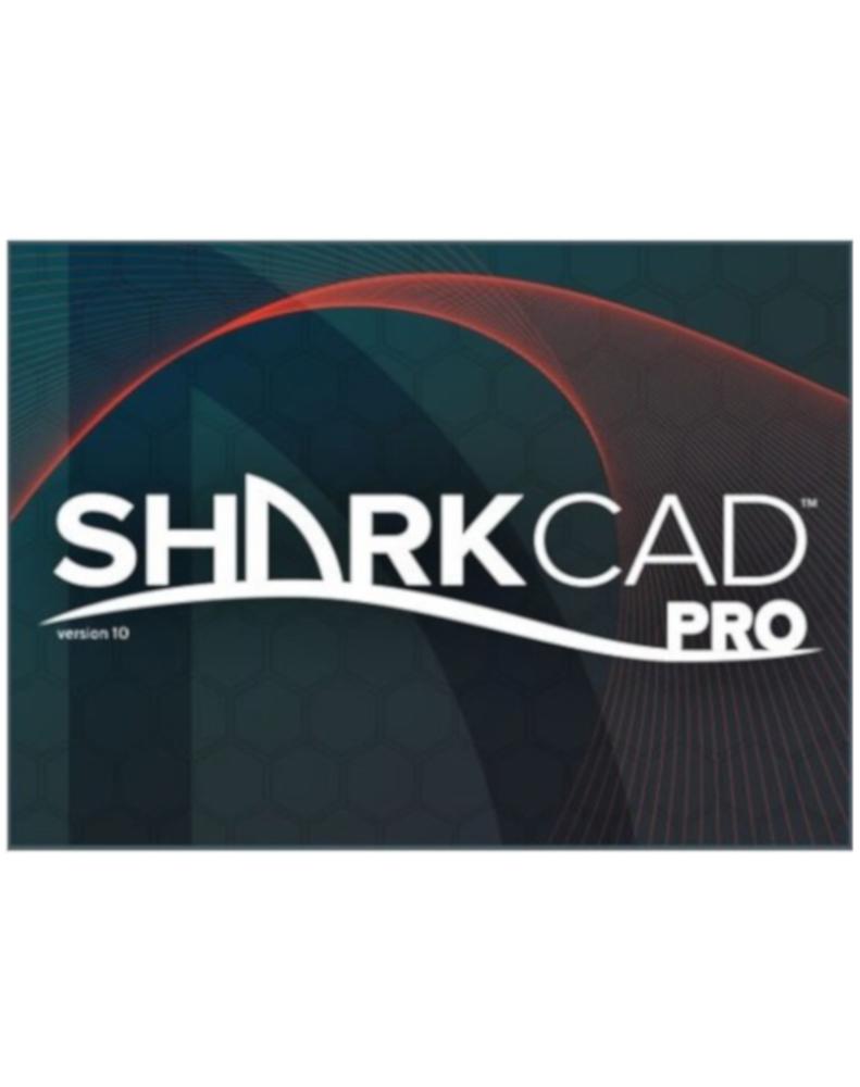 SharkCAD Pro v10 Upgrade