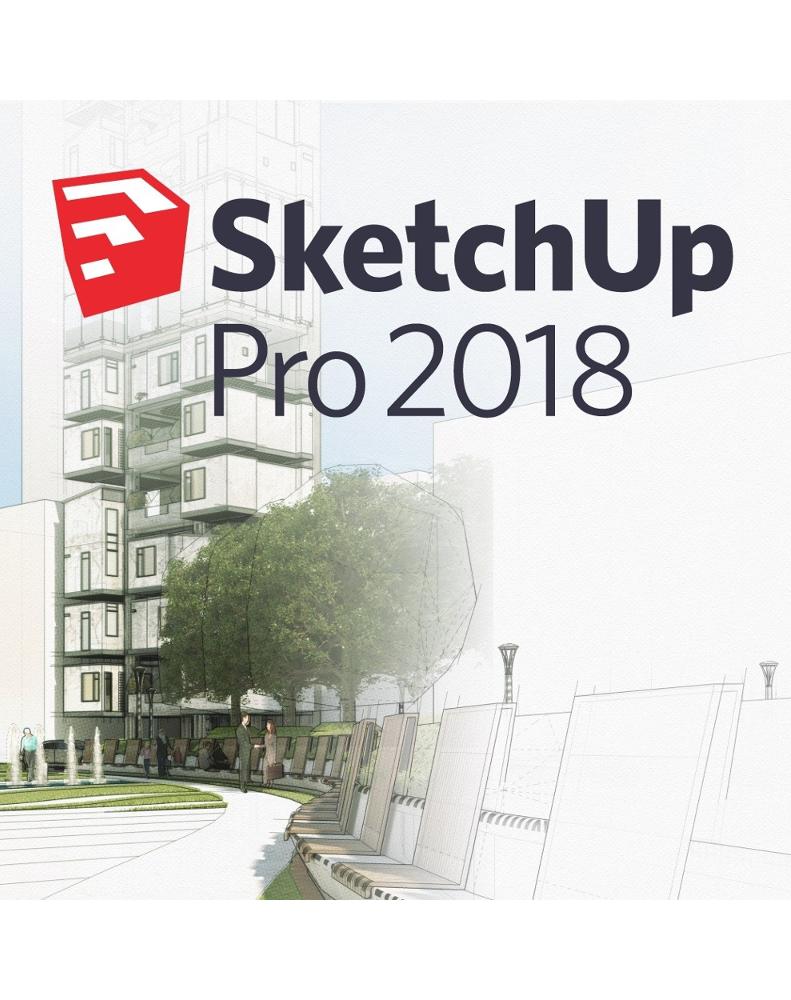 SketchUp Pro 2018 - Network License