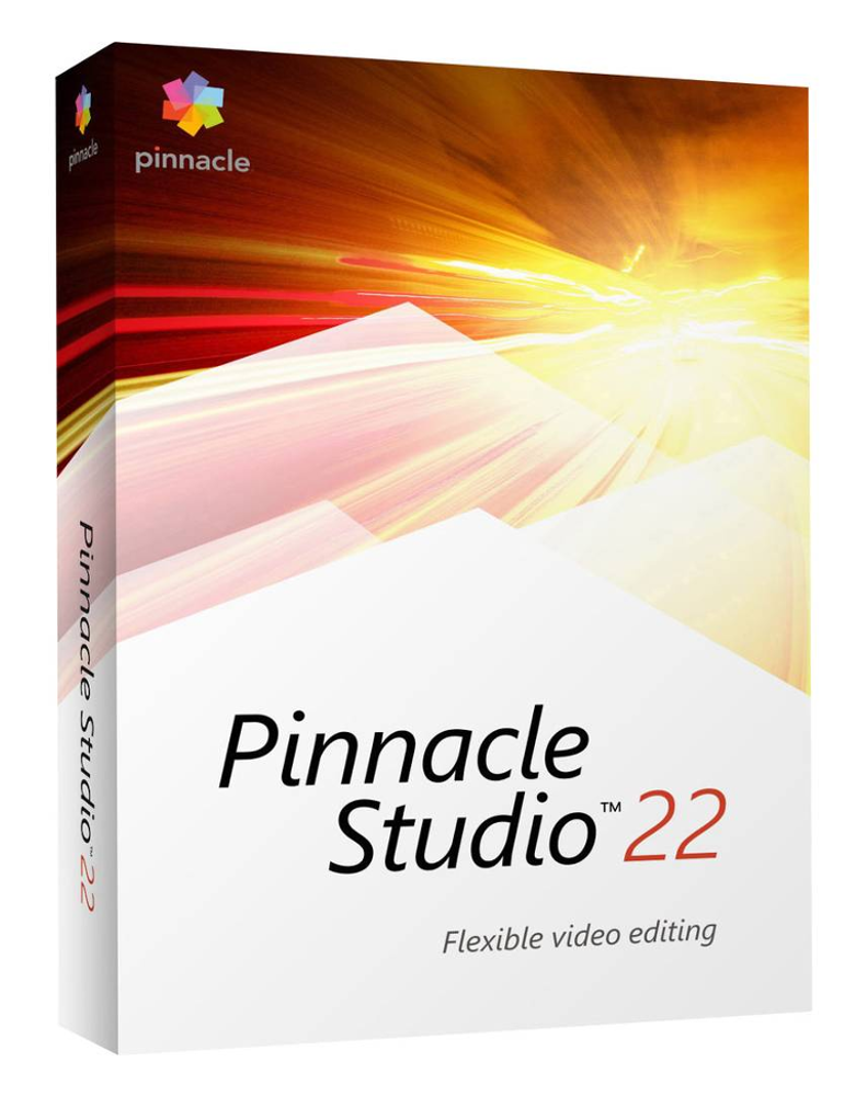 Pinnacle Studio 22 Standard