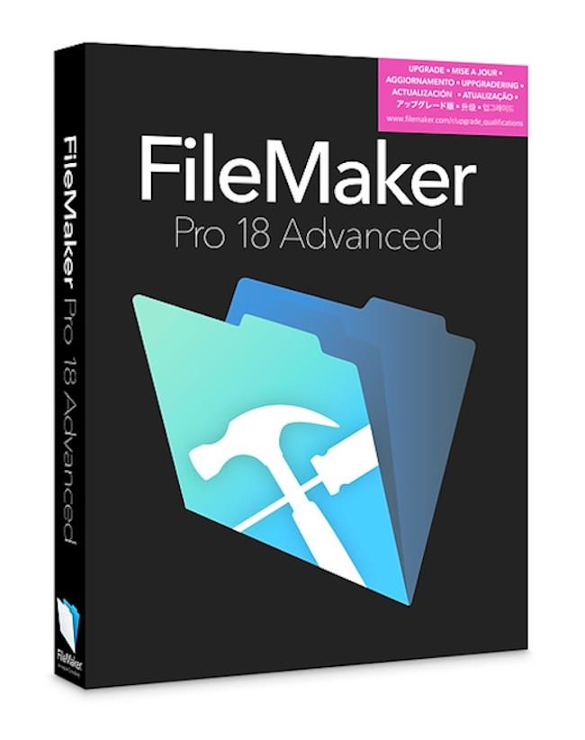 FileMaker Pro 18 Advanced - Upgrade