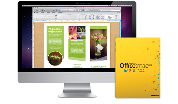 Office for Mac Banner